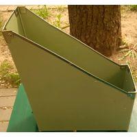 Коробка для документов _ IKEA kassett 22037, салатовая ; 10 руб
