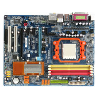 Материнская плата Gigabyte GA-M57SLI-S4 + Процессор AMD Phenom x3