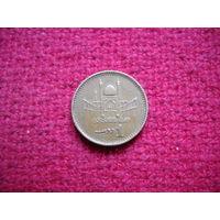 Пакистан 1 рупия 1999 г.