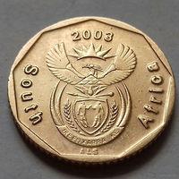 10 центов, ЮАР 2003 г.
