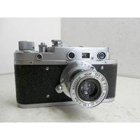 Фотоаппарат Зоркий-С 1956 г. с объективом Индустар-22 после полного сервиса