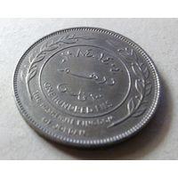 Иордания 100 филс 1984