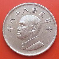 1 доллар 1999 ТАЙВАНЬ
