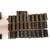Конденсаторы электролитические 180 мкФ 450 в (комплект-33шт.)