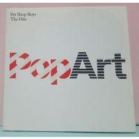Pet Shop Boys - Pop Art - The Hits 2CD