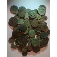 100 шт не чищеных монет.Без МПЦ.