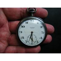 Швейцарские серебренные часы SOLVIL  PAUL  DITISHEIM
