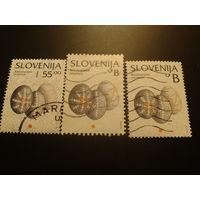Словения 1996, 2002, 2005гг.