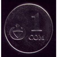 1 Сом 2008 год Кыргызстан