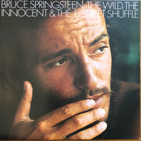 Bruce Springsteen, The Wild, The Innocent And The E Street Shuffle, LP 1973