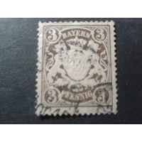 Германия 1890 Бавария герб