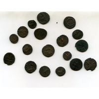 18 римских монет