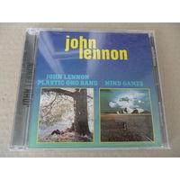 CD John Lennon - John Lennon Plastic Ono Band / Mind Games