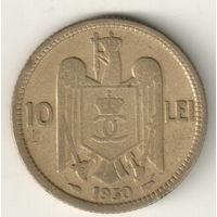 Румыния 10 лей 1930 2