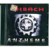 2CD Laibach - Anthems (2004)  EBM