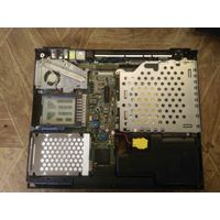 Раритетный ноутбук IBM ThinkPad T20 нерабочий без минималки
