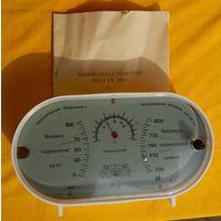 Индикатор микроклимата, Рига