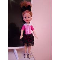 Кукла 42см музыкальная