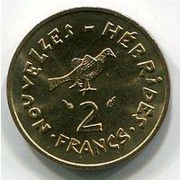 НОВЫЕ ГЕБРИДЫ - 2 ФРАНКА 1979