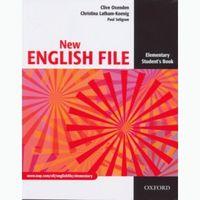 New English File (все уровни) (пособия и рабочие тетради) + Иллюстрированный путеводитель по английской грамматике. Книги 1, 2
