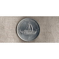 Корея Северная 1/2 чона 2002/ Корабль Галера//(Li)