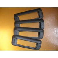 Накладки наружных ручек дверей (к-т 4 шт.) ВаЗ 2105/2107 (новые)