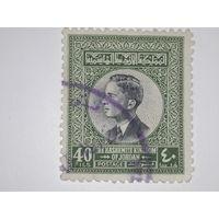Иордания 1959.  Король Хусейн