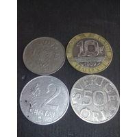 Монеты  16