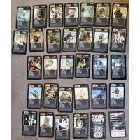 Коллекционные карточки ''звездные войны''