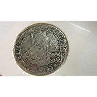 Монета Голландии. Провинция Вестфризия. Полуриксдалер 1621 год