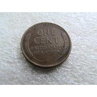 1 цент 1953 S