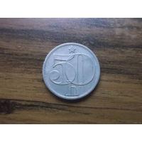 Чехословакия 50 геллеров 1978