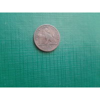 1 cent 1874 года