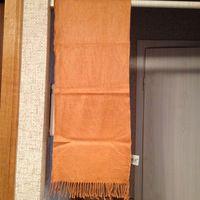 Кашемировый импортный шарф