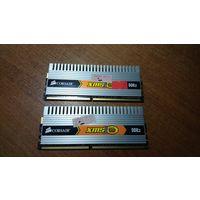 Оперативная память Corsair DDR2 XMS2-6400 CM2X22048-6400C4DHX