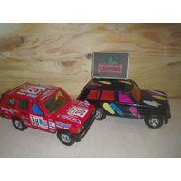 Машинка коллекционная Range Rover.Франция.Majorette.1/35.
