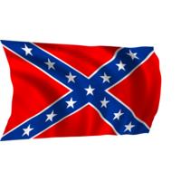 Флаг КША 90Х135 см.