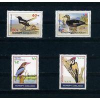 Бангладеш 1983г. птицы, 4м.