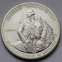 1/2 доллара 1982 D США (серебро)