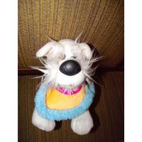 """Мягкая игрушка """"любимая собака"""""""