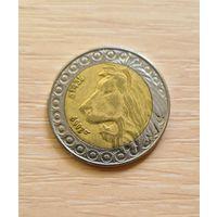 Алжир 20 динаров, 2009