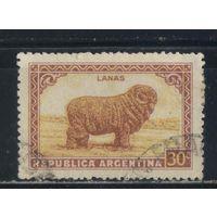 Аргентина 1945 Овцеводство Стандарт #508