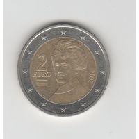 2 евро Австрия 2014 Лот 3129