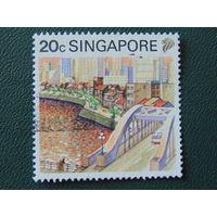 Сингапур. Архитектура.