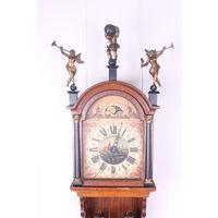 Настенные маятниковые часы Голландия