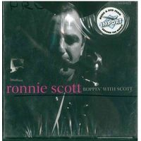 4CD Box-set Ronnie Scott - Boppin' with Scott (30 July 2007)