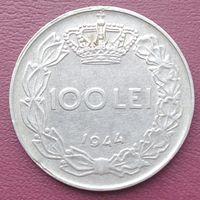 Румыния 100 лей 1944