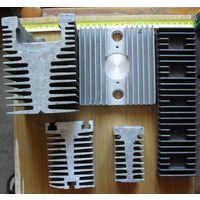 Радиатор под силовые тиристоры,диоды,тр-ры.Остатки