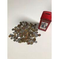 Монеты иностранных государств. Копилка бонусом.
