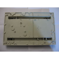 Платформа аллюминиевая литая для прибора,устройства